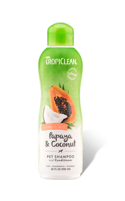 Papaya-and-coconut-shampoo